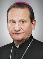 Wizyta  księdza biskupa Rafała Markowskiego