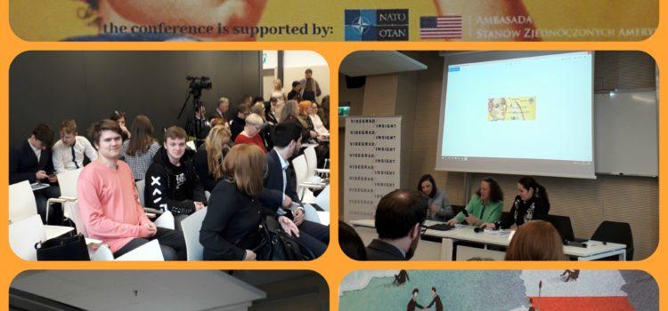 Konferencja  #WeAre NATO pod egidą Ambasady USA