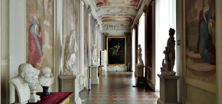 The Palace Interiors and their Symbolism